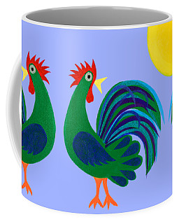 Year Of The Rooster Coffee Mug
