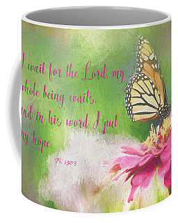 Psalm 130 Coffee Mug