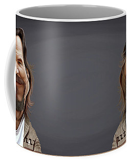 Celebrity Sunday - Jeff Bridges Coffee Mug