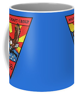 Mag-36 Patch Coffee Mug