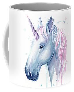 Cotton Candy Unicorn Coffee Mug
