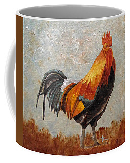 Red Rooster Coffee Mug