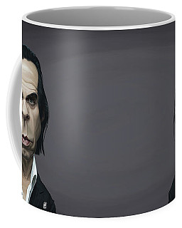 Celebrity Sunday - Nick Cave Coffee Mug