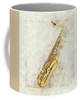 Cool Saxophone Coffee Mug