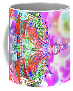 A Drop Of 3d Mandelbrot Coffee Mug
