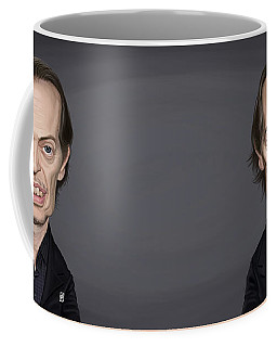 Celebrity Sunday - Steve Buscemi Coffee Mug