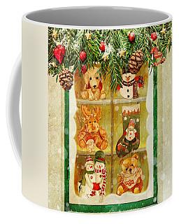 Welcome Christmas Coffee Mug