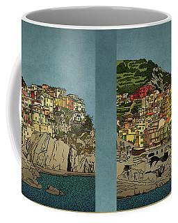 Of Houses And Hills Coffee Mug