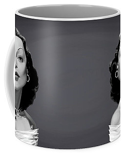 Celebrity Sunday - Hedy Lamarr Coffee Mug