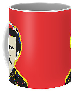 Pablo Escobar Pop Art Quote Coffee Mug