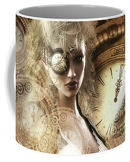 The Time Has Come Coffee Mug