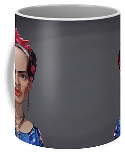 Celebrity Sunday - Frida Kahlo Coffee Mug