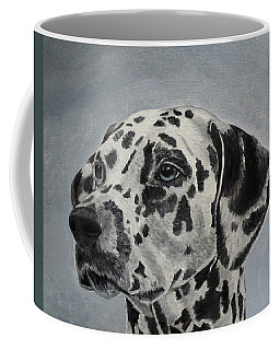 Dalmatian Portrait Coffee Mug