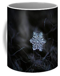 Real Snowflake - 2017-12-07 1 Coffee Mug