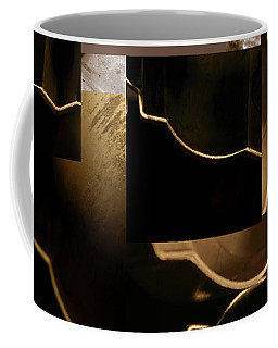 Golden Curves - Coffee Mug