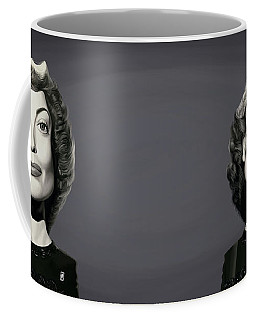 Celebrity Sunday - Joan Crawford Coffee Mug