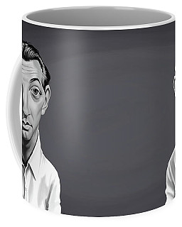 Celebrity Sunday - Robert Mitchum Coffee Mug