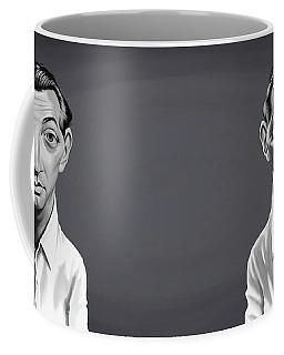 Celebrity Sunday - Robert Mitchum Coffee Mug