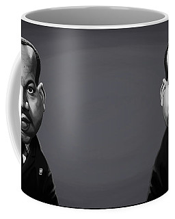 Celebrity Sunday - Martin Luther King Coffee Mug