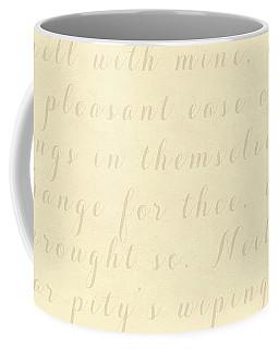 Vintage Penny Farthing Bunny Coffee Mug