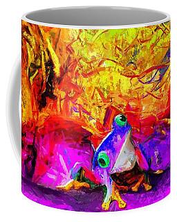 Be Careful Coffee Mug