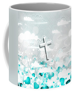 A Heart For Jesus Coffee Mug