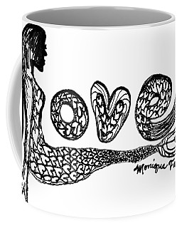 Mermaid Love Coffee Mug
