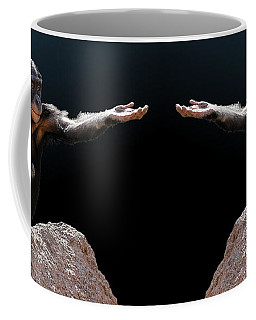 Spare Change? - Bonobo Coffee Mug