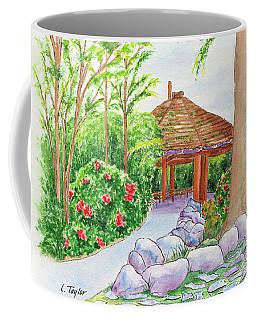 Pavilion Pathway Coffee Mug