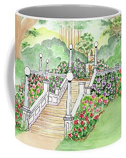 The Fountain Coffee Mug