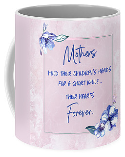 Mothers And Their Children Coffee Mug