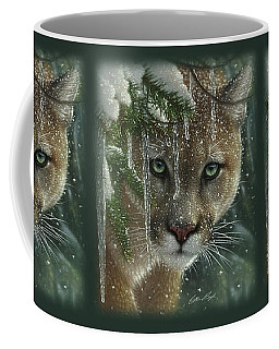 Cougar - Mountain Lion - Frozen Coffee Mug