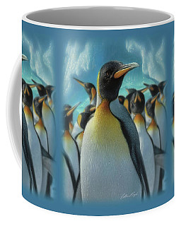 Penguin Paradise Coffee Mug