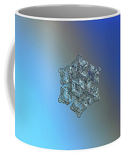 Real Snowflake - 05-feb-2018 - 5 Coffee Mug