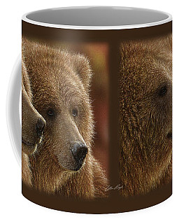 Brown Bears - Lazy Daze Coffee Mug