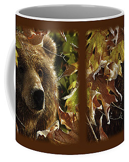 Grizzly Bear - Legend Of The Fall Coffee Mug