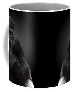 Hey There - Gorilla Coffee Mug