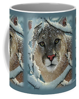 Cougar - Silelnt Encounter Coffee Mug