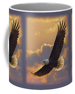 Bald Eagle - Soaring Spirit Coffee Mug