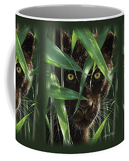 Black Panther - Wild Eyes Coffee Mug