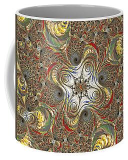 Parade Of Chinese Dragons Coffee Mug