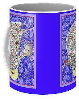 Go Fish, The Exotic Bird Coffee Mug
