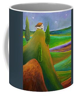 Starry Summer Night Coffee Mug