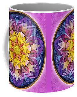Hope Mandala Coffee Mug
