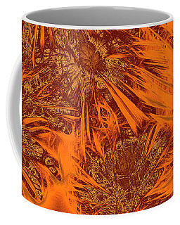 Fireworks Glow Coffee Mug by Methune Hively
