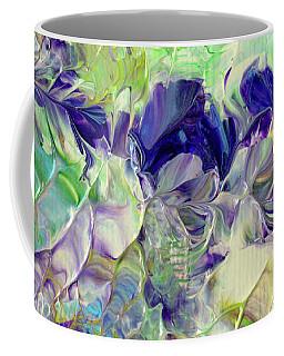 Sapphire Violet Coffee Mug