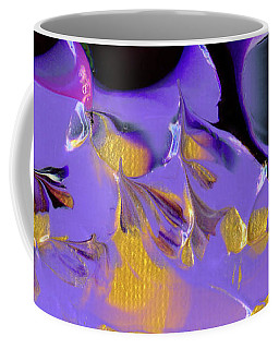 Jeweled Amethyst Coffee Mug