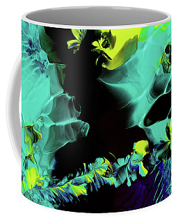 Space Vines Coffee Mug