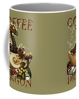 Coffee Dragon Coffee Mug