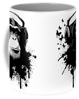 Monkey Business Coffee Mug